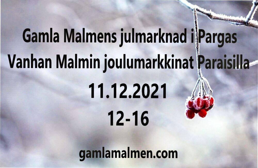 Gamla Malmen – Vanha Malmi